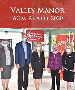 Valley Manor - AGM Report 2017