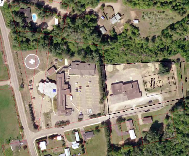 Valley Manor - New (Sherwood School) Site